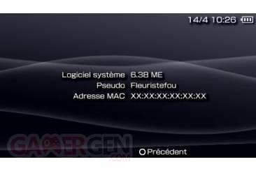 Custom Firmware 6.38 ME 004