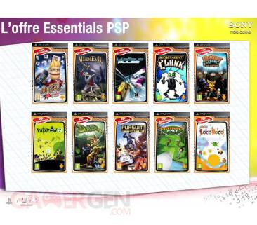 essentials PSP 004