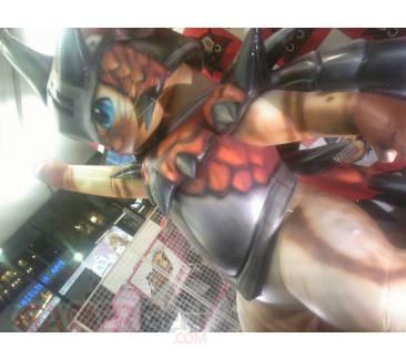 Monster Hunter Portable 3rd Japon PSP Japon Tokyo (1)