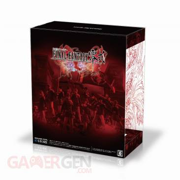 Final Fantasy Type-0 Collector 003