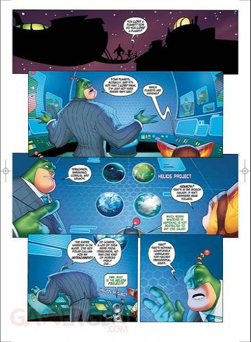 ratchet et clank comic 02