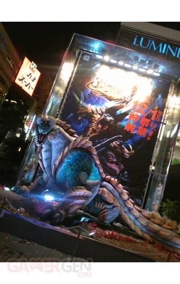 Monster Hunter Portable 3rd Japon PSP Japon Tokyo (2)
