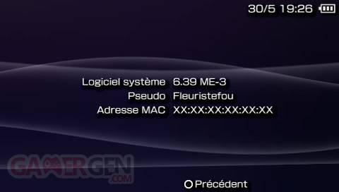 Custom Firmware 6.39 ME-3 0002