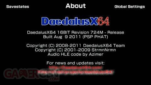 Daedalus X64 rev. 724 002