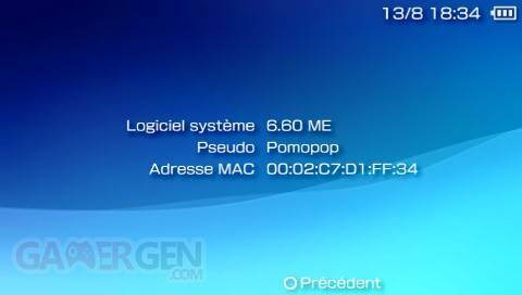 Custom Firmware 6.60 ME Beta-3 003