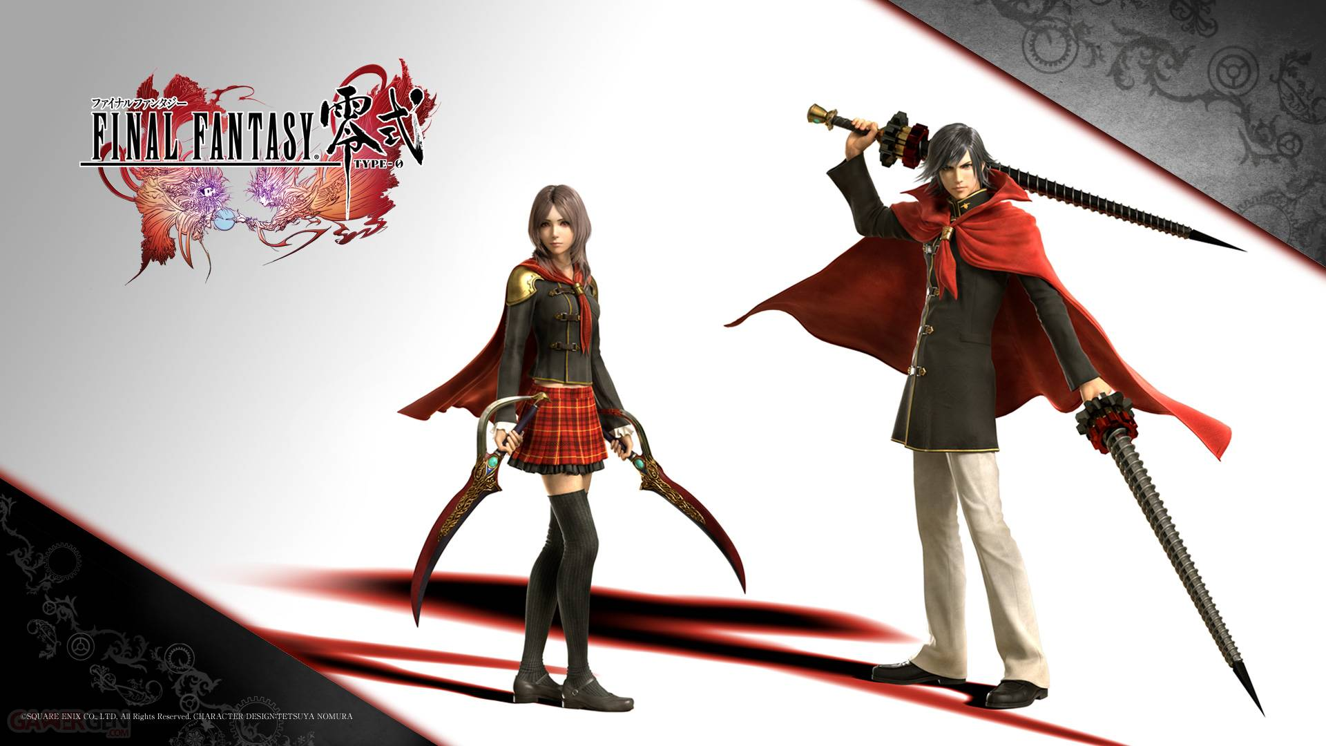 Final Fantasy Type-0 042