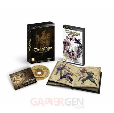 Tactics Ogre Let Us Cling Together Collector Pack