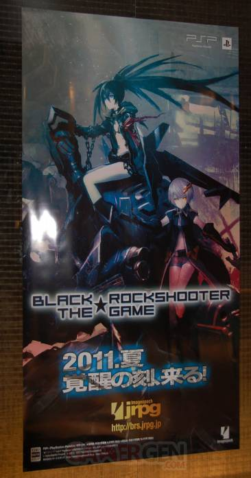 Black Rock Shooter The Game 001