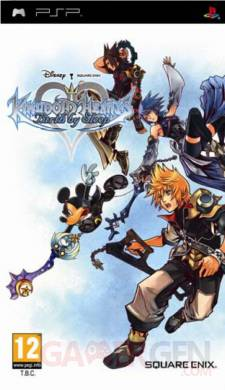 kingdom hearts cover front