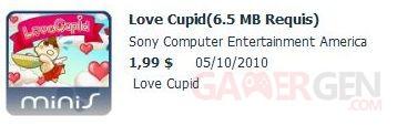 love cupid minis
