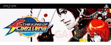 The King Of Fighter Portable 94-98 PSP