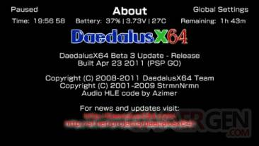 Deadalus X64 Beta 3 Fix - Logo