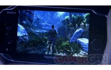 NGP Next generation portable psp2 Uncharted