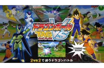 Dragon Ball Tag Versus PSP