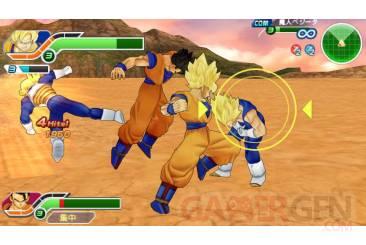 Dragon Ball Tag Versus Tenkaichi Team DBZ PSP (2)