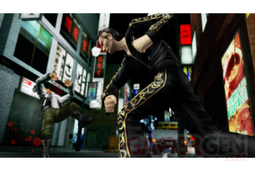 YAKUZA Yakuza Black Leopard - Screen_05