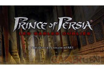 Prince of persia les sables oublies screenshot PSP captures_04