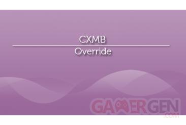 cxmb override big