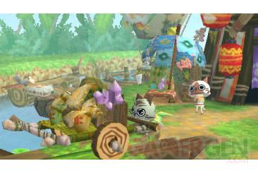 Monster Hunter Nikki PokaPoka Airu Village 19