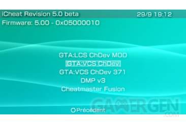 iCheat R5 Beta 007