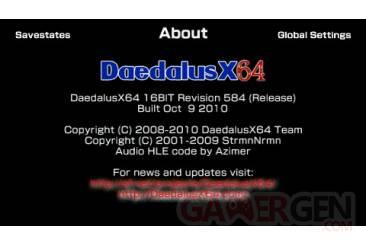 DaedalusX64 Rev584 003