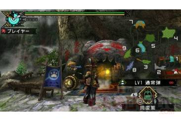Monster Hunter Portable 3rd 011