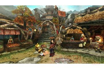 Monster Hunter Portable 3rd Village 013