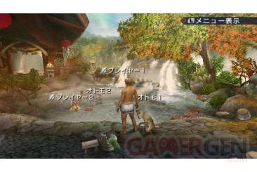 Monster Hunter Portable 3rd Village 002