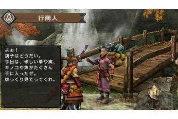 Monster Hunter Portable 3rd Village 005