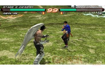 Ultimate Tekken 6 Golden MOD Release 001