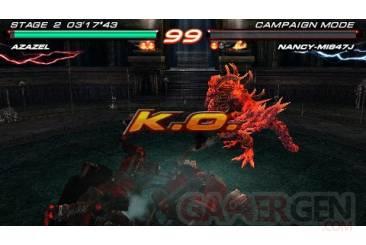Ultimate Tekken 6 Golden MOD Release 002