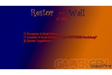 restorwall
