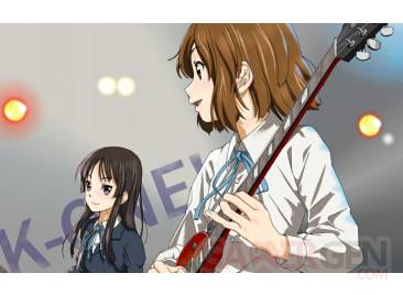 K-On Hôkago Live PSP