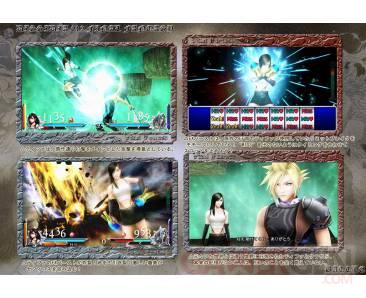 Dissidia Duodecim final Fantasy Tifa 007
