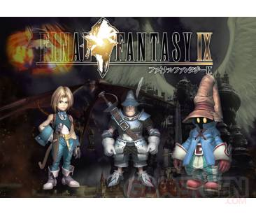Final Fantasy IX PSS PlayStation Store Japonais 1