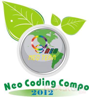Neo Retro Coding Compo - logo
