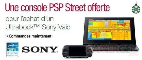 Ultrabook Sony PSP Street
