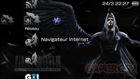 FFVII AC Sephiroth