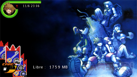 Kingdom Hearts : Re Chain of Memories v1