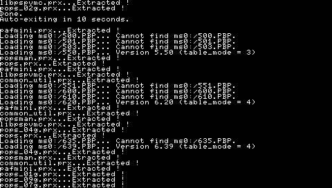 POPSExtractor 1.1 by Zero1ne 003