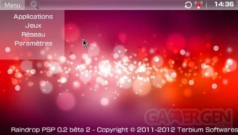 Raindrop PSP 003