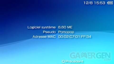 Custom Firmware 6.60 ME 004