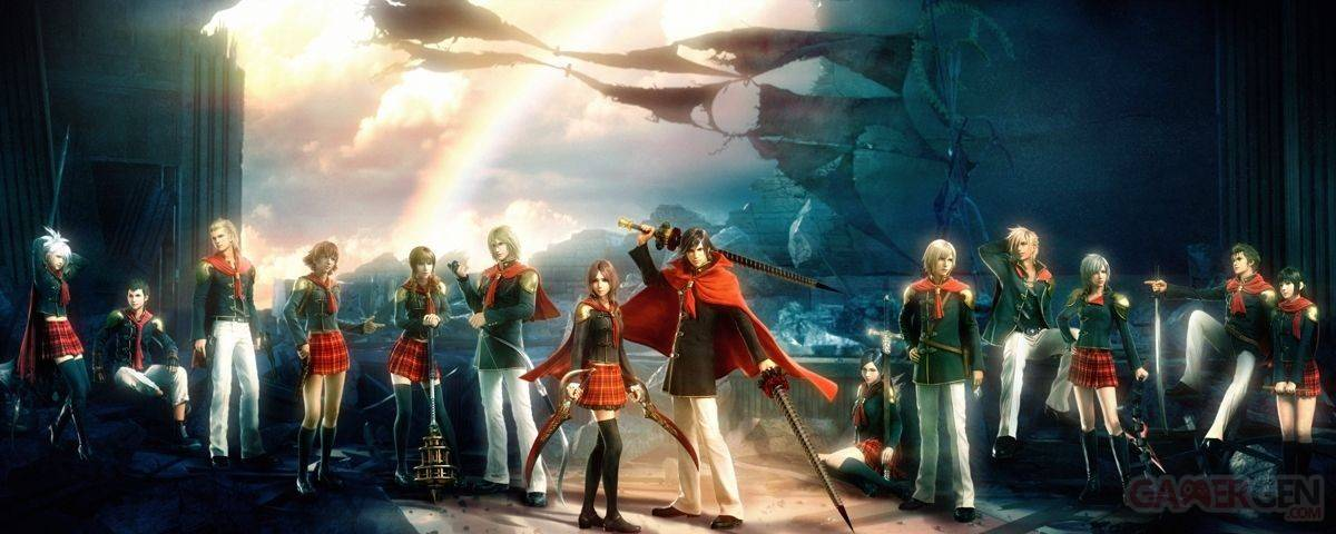 Final Fantasy Type-0 041