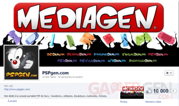 10 000 like pspgen