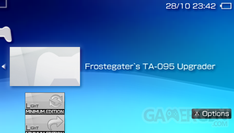 6.20 upgrader for 09g