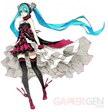 7th Dragon 2020-II hatsune miku - artwork