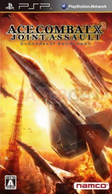 Ace Combat X2 Joint Assault PSP