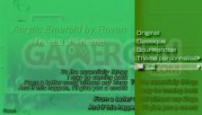 Acrylic Emerald4