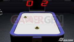 Arcade Air Hockey Bowling