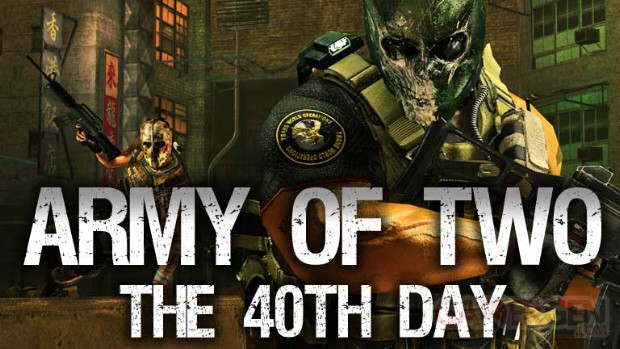 Army of Two army-of-two-the-40th-day-banner